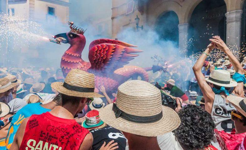Sitges Fiesta Mayor 2019