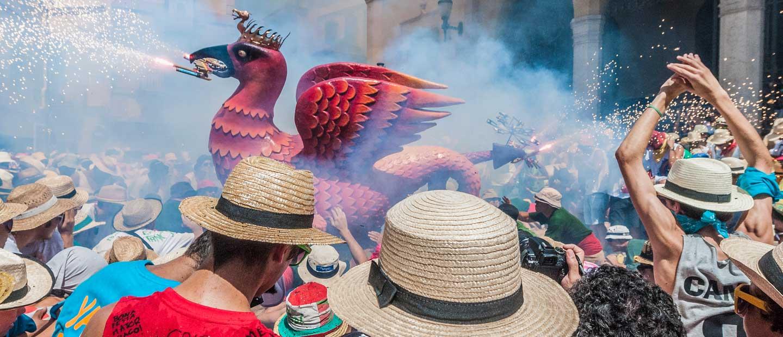 Sitges Village of Festivals