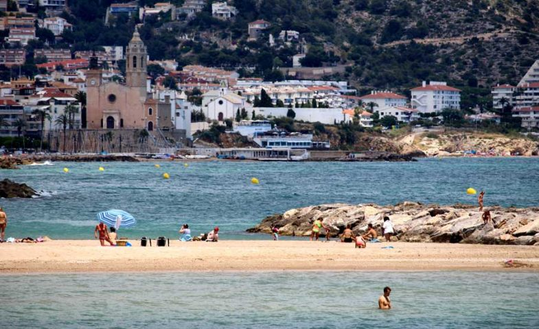 Getting around Sitges